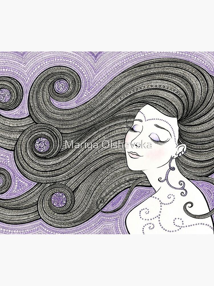 Violet Hour by OzureFlame