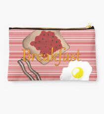 Start Your Day With Breakfast Studio Pouch