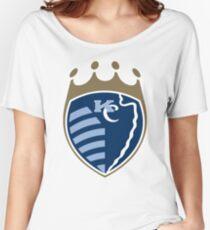 Kansas City Sports Mashup Women's Relaxed Fit T-Shirt