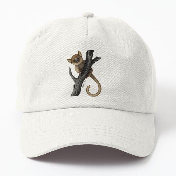 Berthe's Mouse Lemur Dad Hat