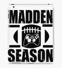 Madden Season iPad Case/Skin