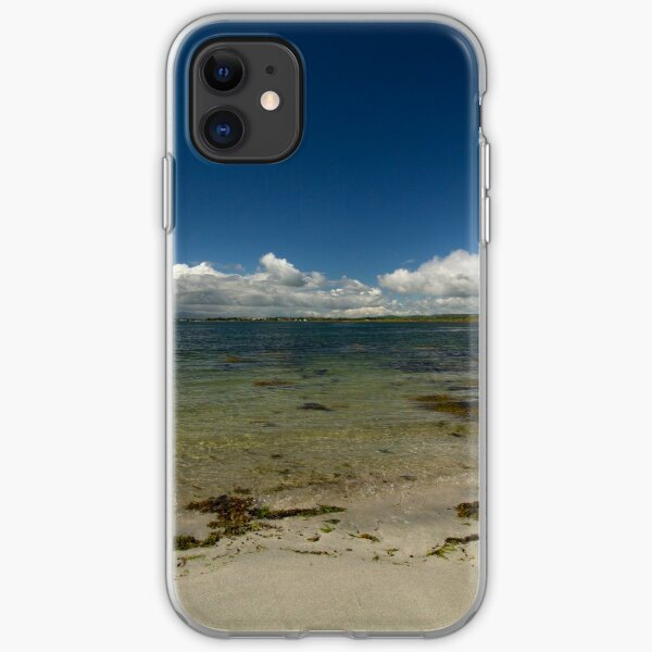 Sunny Strangford Lough iPhone Soft Case