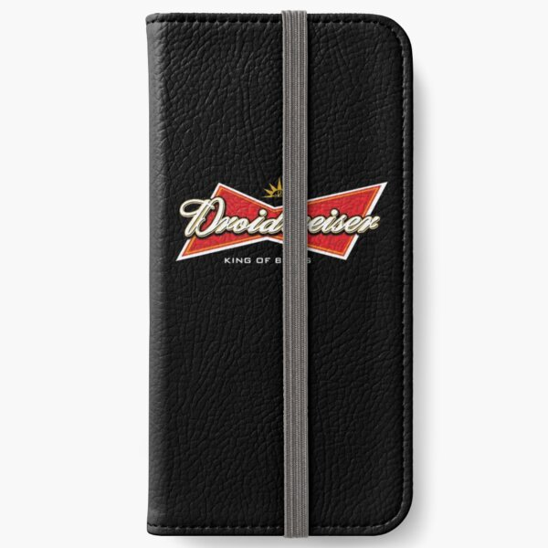 """DROIDWEISER """"king of beeps"""" iPhone Wallet"""