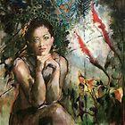 Jungle's flowers by Lorenzo Castello