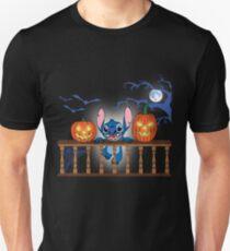Halloween Stitch Unisex T-Shirt