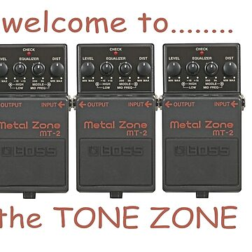Welcome to the TONE ZONE by Spaghettiwester