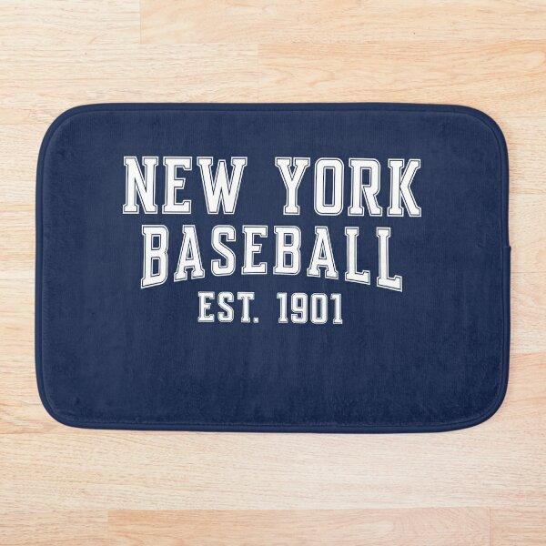 New York Baseball est. 1901 Bath Mat