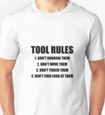 Tool Rules Unisex T-Shirt