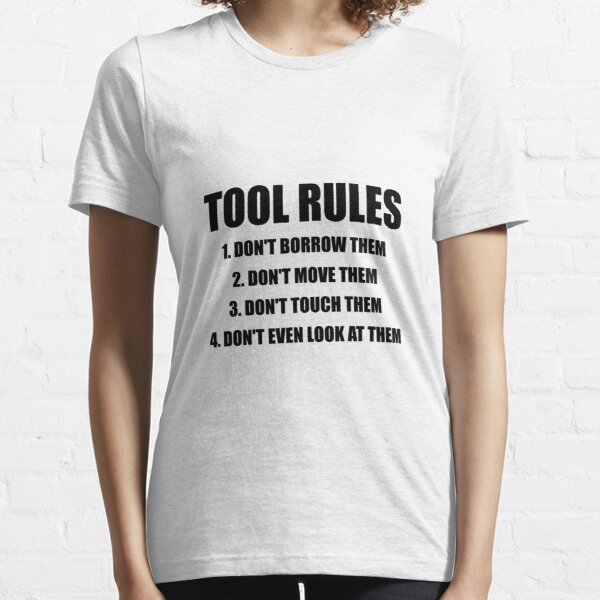 Tool Rules Essential T-Shirt