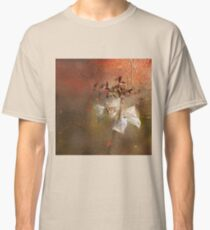 The Abstract World of Flowers Classic T-Shirt