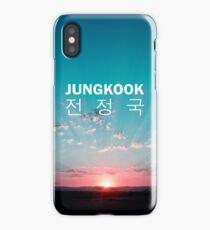 Jungkook Phone Cover - Sunrise iPhone Case/Skin