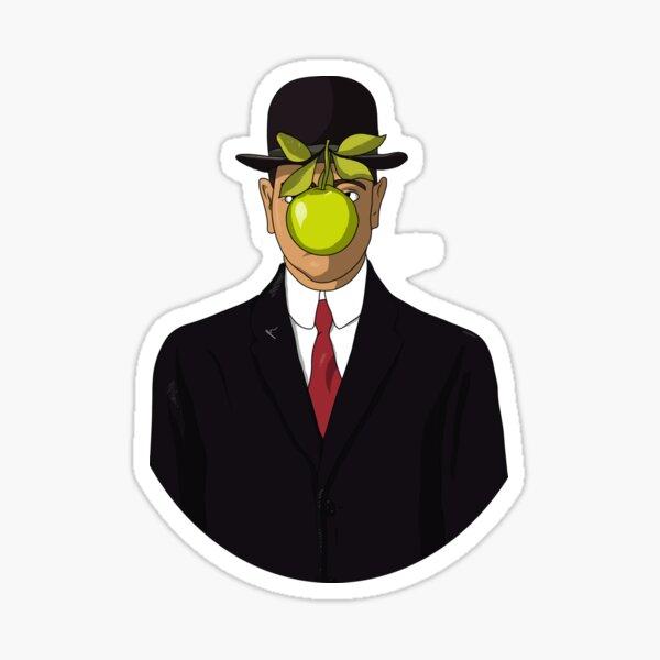 The Son of Man Sticker
