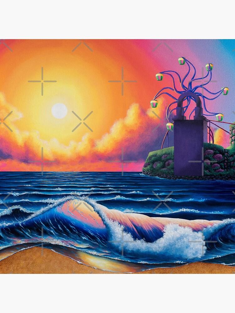 Sirena Beach by MalMakes