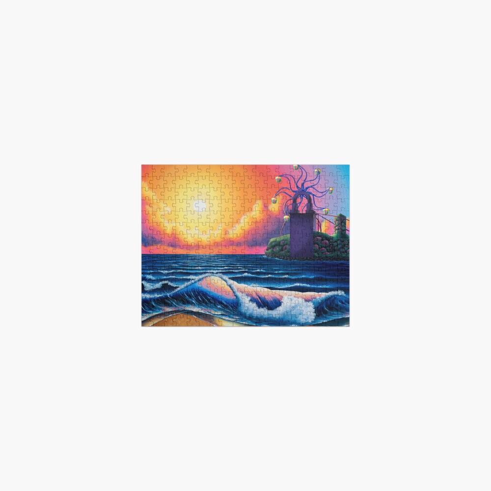 Sirena Beach Jigsaw Puzzle