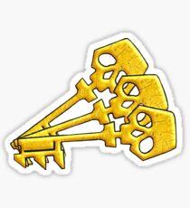 Borderlands Golden Keys Sticker
