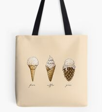 Ice-Cream Cones Tote Bag