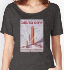 OCP Delta City Women's Relaxed Fit T-Shirt