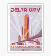 OCP Delta City Sticker
