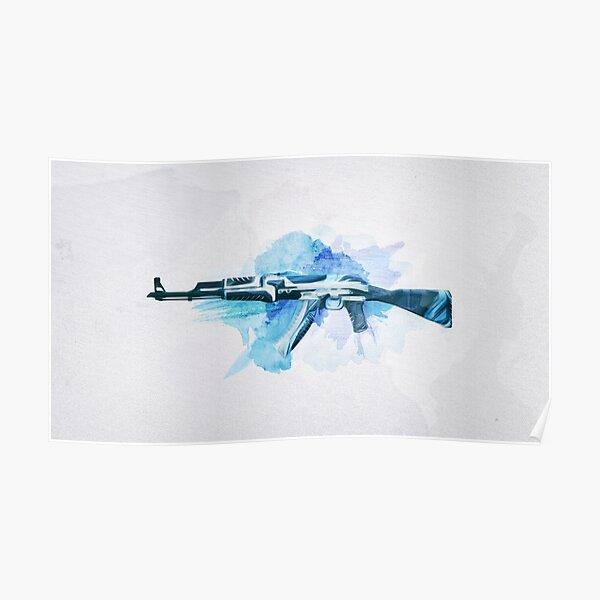CS: GO AK-47 Vulcan Póster