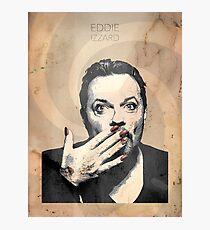 Eddie Izzard Photographic Print