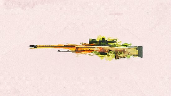 cs go awp dragon lore