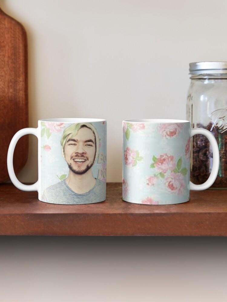 Alternate view of Booper Dooper! Jacksepticeye Pastel Mug Mug
