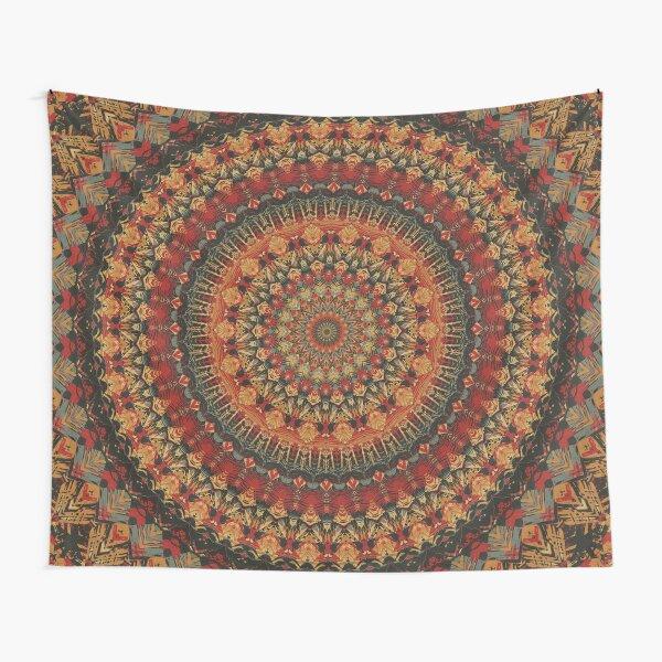 Mandala 128 Tapestry