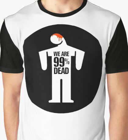 the real 99% Graphic T-Shirt