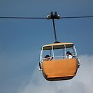 Cable Car by LydiaBlonde