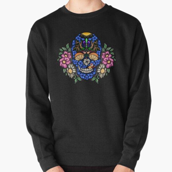 Copy of Pat sugar skull Pullover Sweatshirt