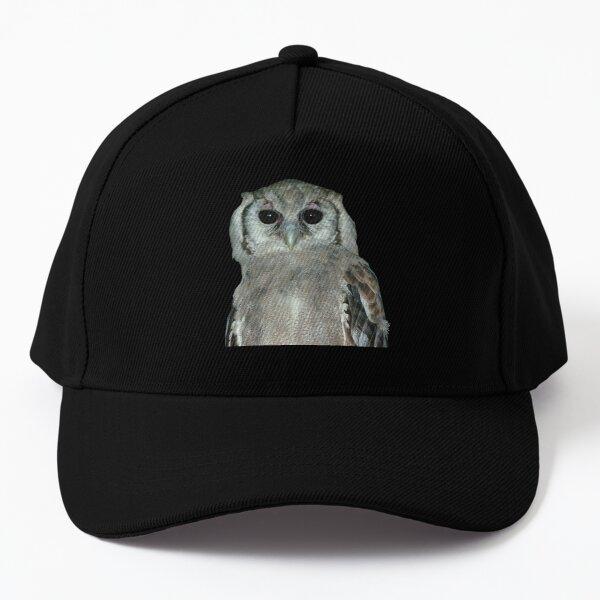 Giant Eagle Owl Baseball Cap