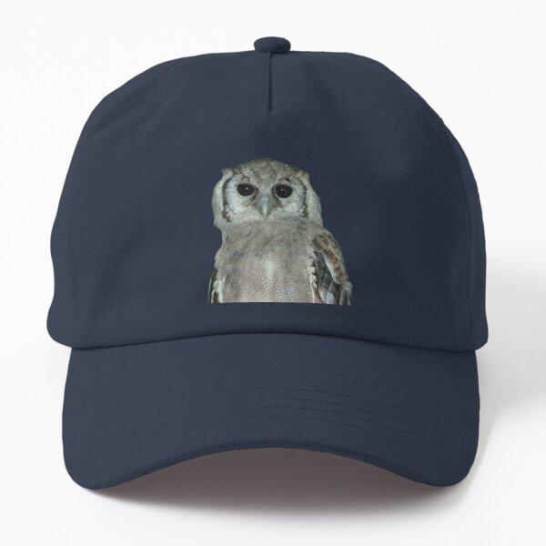 Giant Eagle Owl Dad Hat