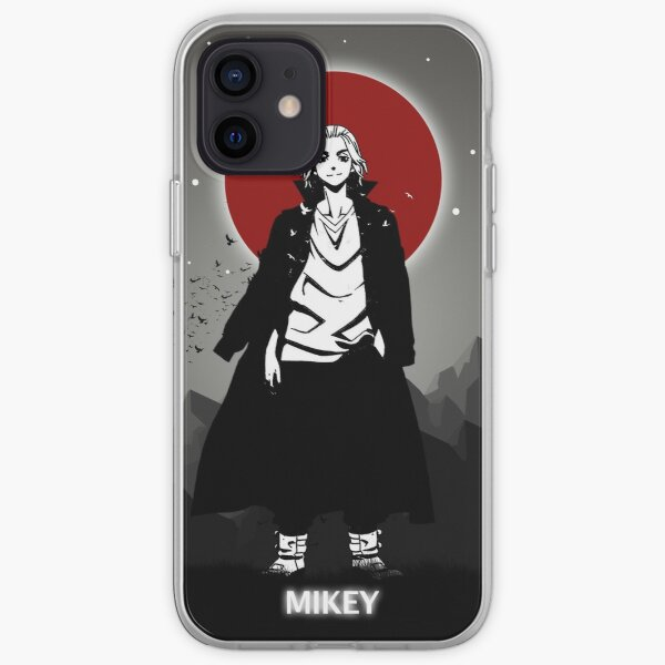 Tokyo Revengers Mikey  iPhone Soft Case