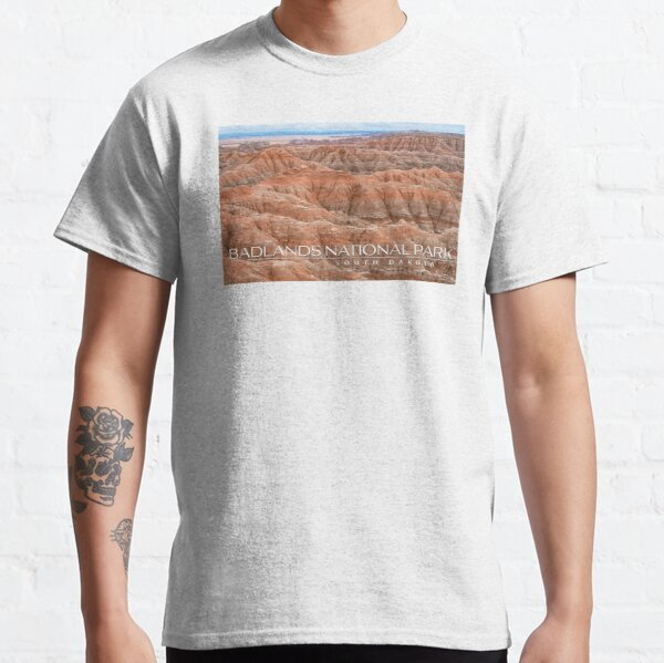 Badlands National Park Classic T-Shirt