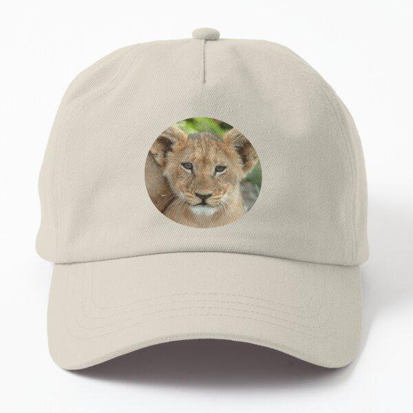 Lion cub Dad Hat