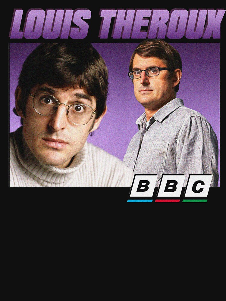Louis Theroux 90s Alternate | Unisex T-Shirt