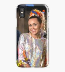 Miley Cyrus SNL 2015 iPhone Case/Skin