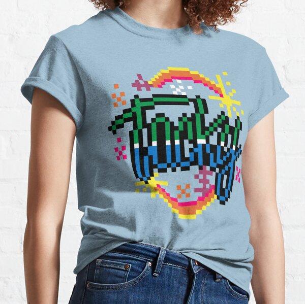 8-Bit Tacky Classic T-Shirt