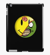 Zombie Happy Face iPad Case/Skin