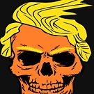 Trump Skull by EthosWear