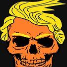 Trump Skull by EthosWear