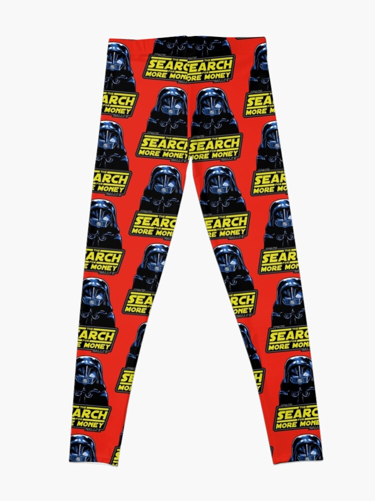 Alternate view of THE SEARCH FOR MORE MONEY Leggings