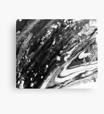 Distorted Rings Canvas Print