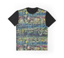 Cover with Color in form Graphic T-Shirt