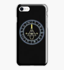 """Bill's Wheel"" from Gravity Falls iPhone Case/Skin"