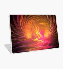 Sonneneruptionen Laptop Skin