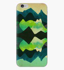 Mountain Reflections iPhone Case