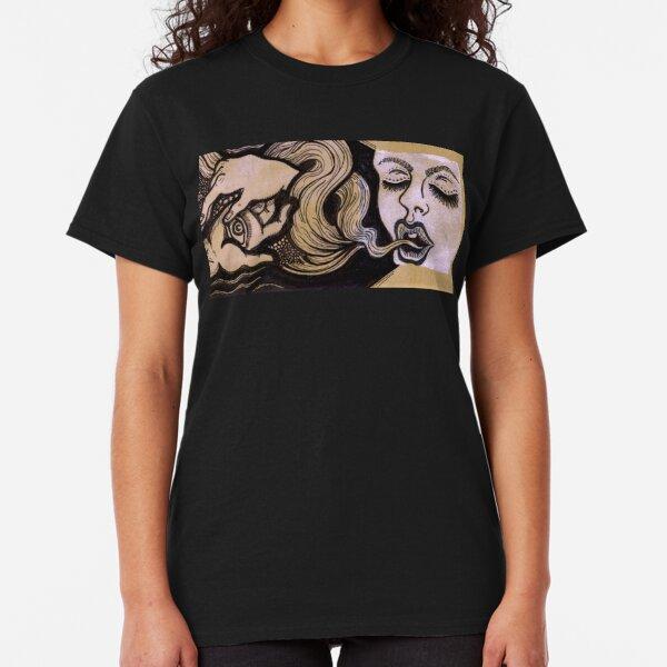 Breathing Smoke & Serpents: Lux Edo, Eat the Light Classic T-Shirt