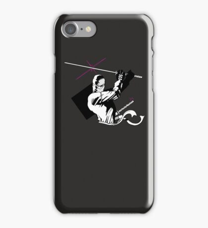 Night of the Ninja iPhone Case/Skin