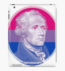 Celebrated Bisexual Alexander Hamilton iPad Case/Skin